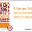 The High End Packages Manifesto: The Antidote to Undercharging and Underearning Bill Baren