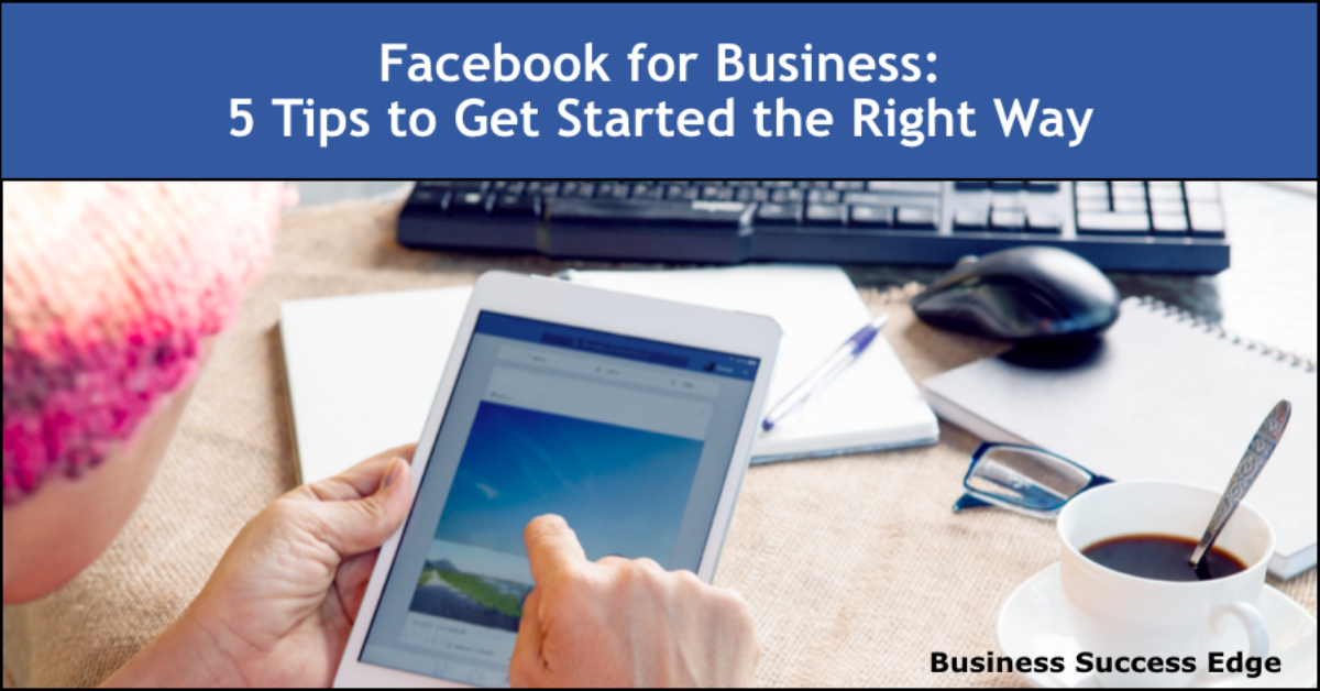5 Tips to Attract Clients to Your Business Facebook Page