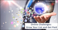 Online Challenges (Facebook): Grow Your List and Get Paid